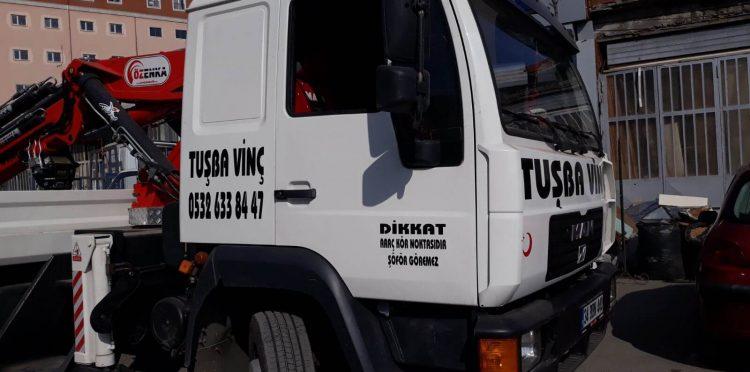İstanbul Vinç Kiralama Firmaları